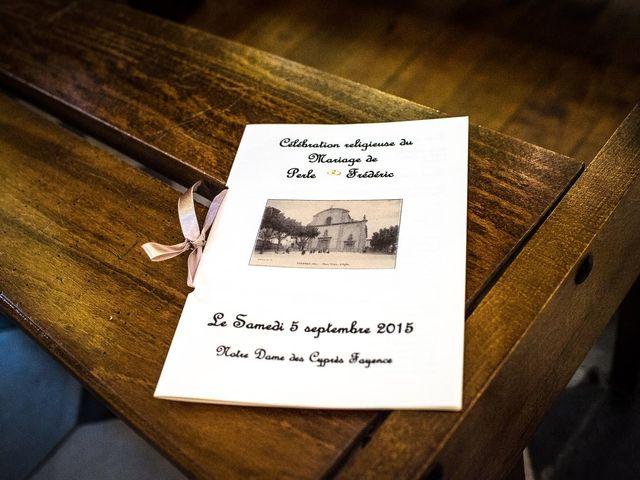 Le mariage de Frédéric et Perle à Fréjus, Var 18