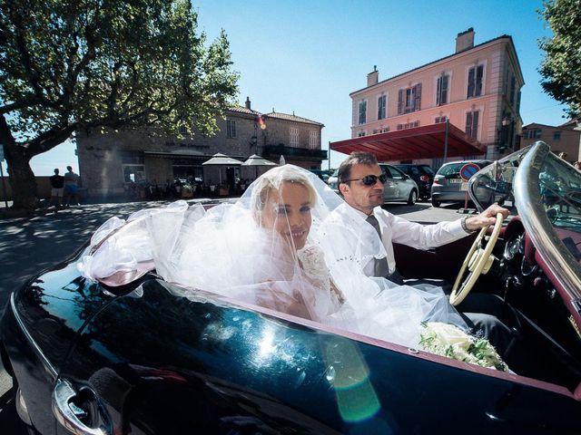 Le mariage de Frédéric et Perle à Fréjus, Var 22