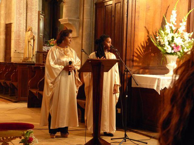 Le mariage de Marc et Catherine à Paris, Paris 8
