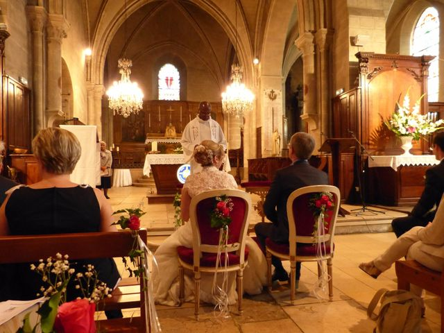 Le mariage de Marc et Catherine à Paris, Paris 11
