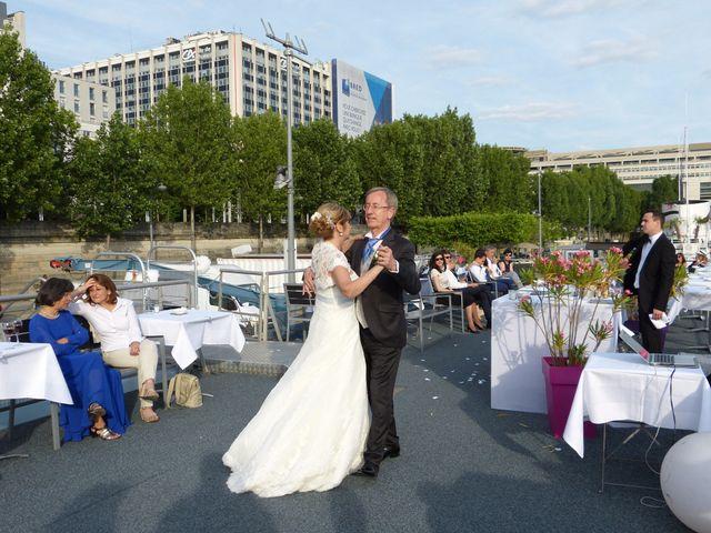 Le mariage de Marc et Catherine à Paris, Paris 1