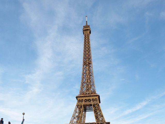 Le mariage de Marc et Catherine à Paris, Paris 18