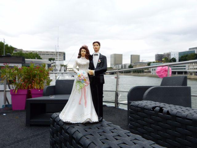 Le mariage de Marc et Catherine à Paris, Paris 20