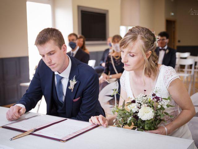 Le mariage de Benjamin et Adèle à Dampierre-en-Yvelines, Yvelines 1