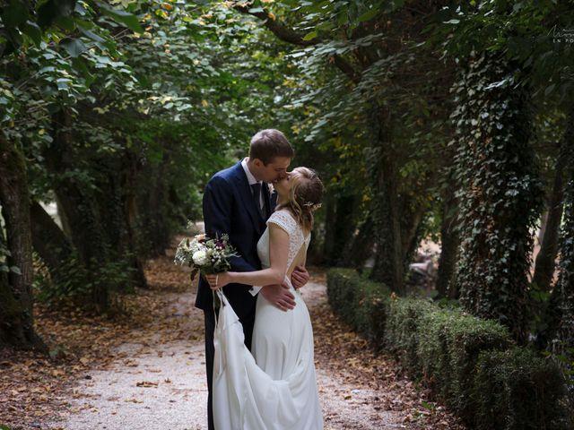 Le mariage de Benjamin et Adèle à Dampierre-en-Yvelines, Yvelines 3