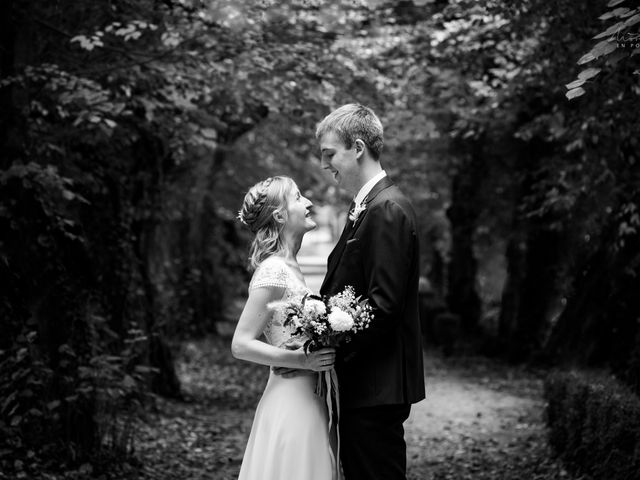 Le mariage de Benjamin et Adèle à Dampierre-en-Yvelines, Yvelines 4