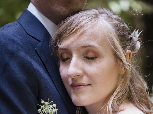 Le mariage de Benjamin et Adèle à Dampierre-en-Yvelines, Yvelines 5