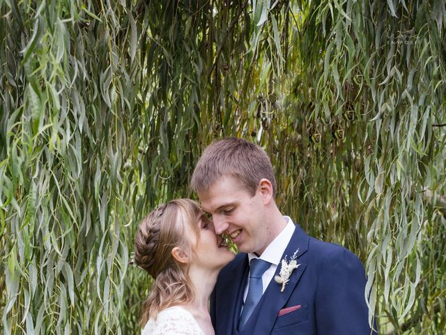 Le mariage de Benjamin et Adèle à Dampierre-en-Yvelines, Yvelines 7