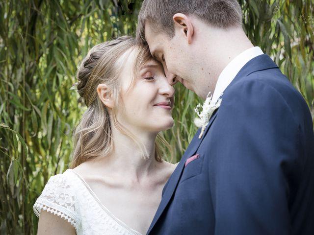 Le mariage de Benjamin et Adèle à Dampierre-en-Yvelines, Yvelines 8