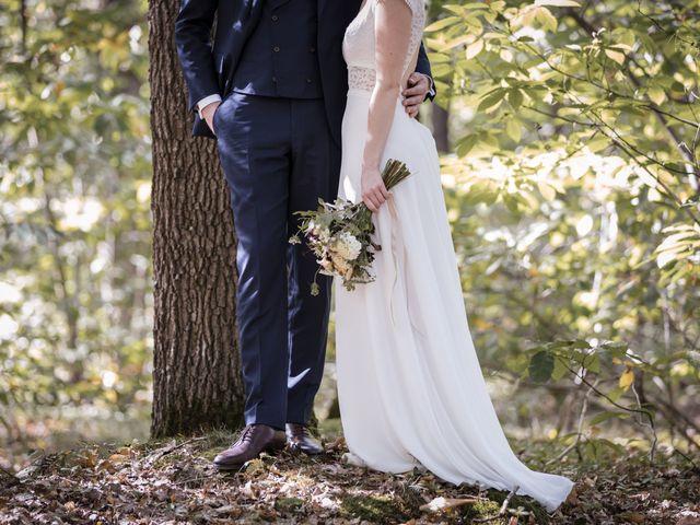 Le mariage de Benjamin et Adèle à Dampierre-en-Yvelines, Yvelines 10
