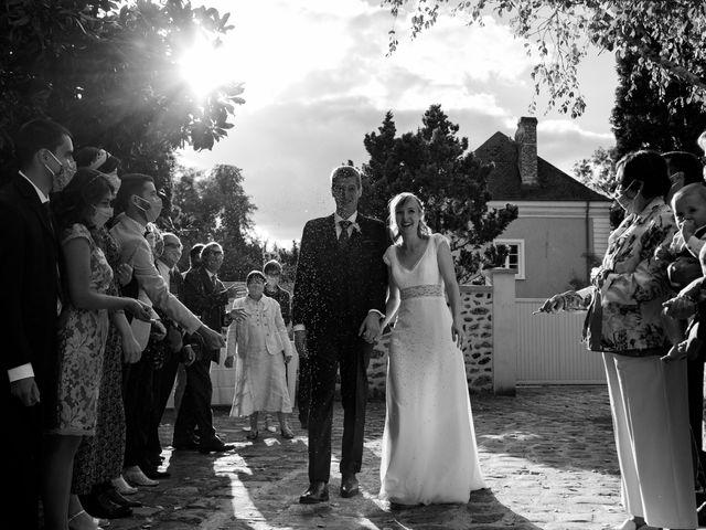 Le mariage de Benjamin et Adèle à Dampierre-en-Yvelines, Yvelines 11