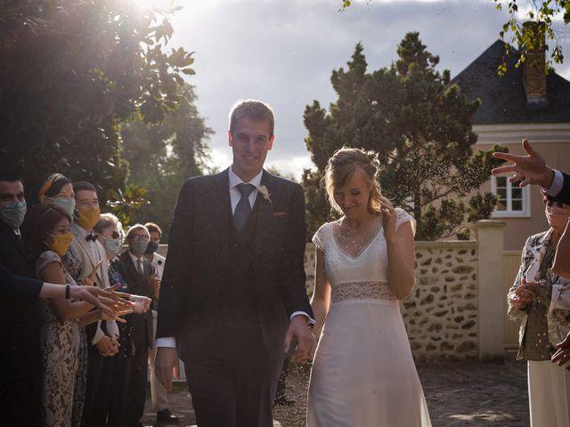 Le mariage de Benjamin et Adèle à Dampierre-en-Yvelines, Yvelines 12