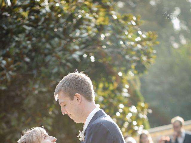 Le mariage de Benjamin et Adèle à Dampierre-en-Yvelines, Yvelines 14