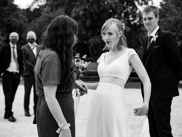 Le mariage de Benjamin et Adèle à Dampierre-en-Yvelines, Yvelines 18