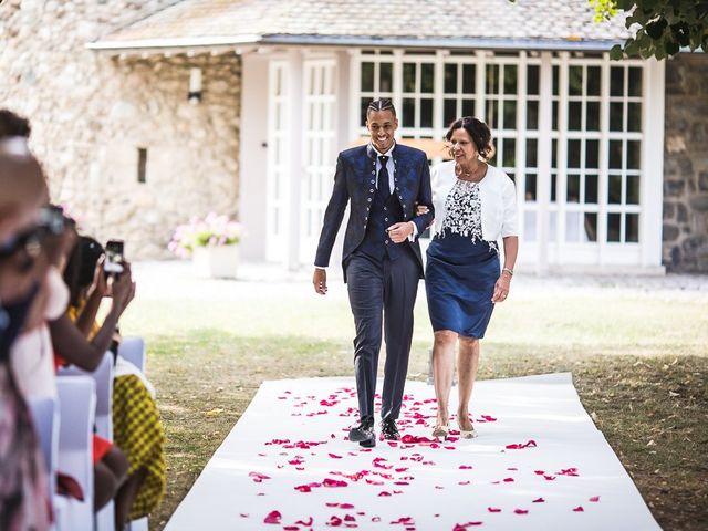 Le mariage de Eshan et Sara à Genève, Genève 14