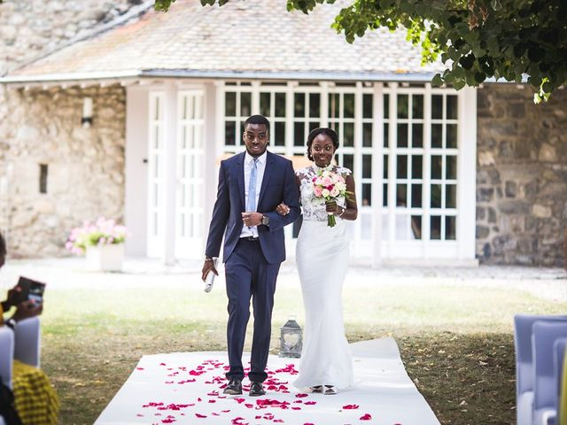 Le mariage de Eshan et Sara à Genève, Genève 16
