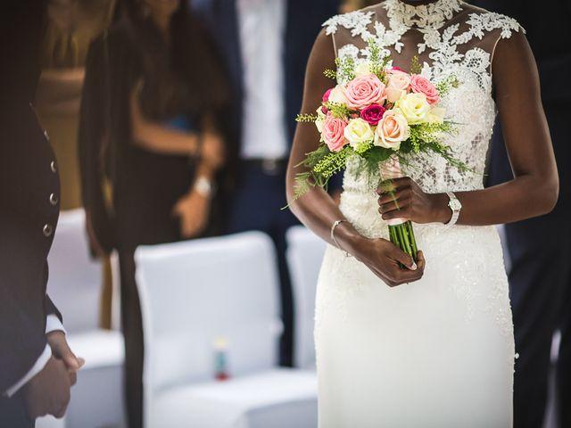 Le mariage de Eshan et Sara à Genève, Genève 18