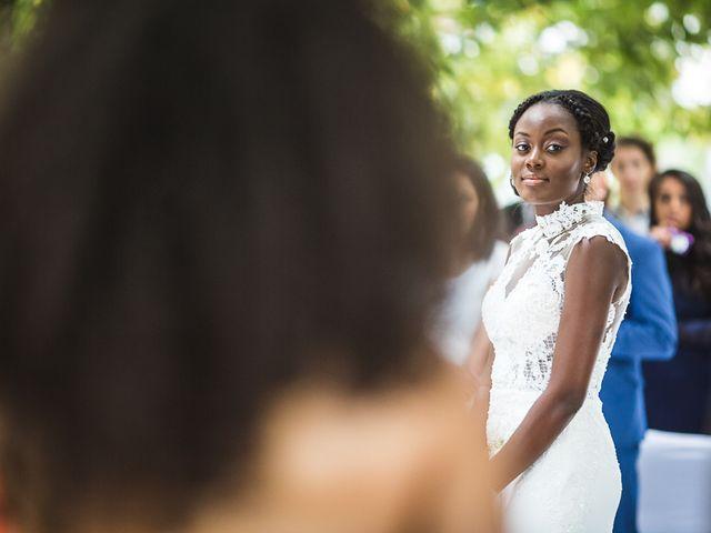 Le mariage de Eshan et Sara à Genève, Genève 19