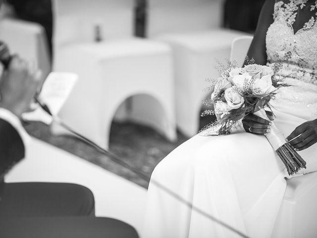 Le mariage de Eshan et Sara à Genève, Genève 25