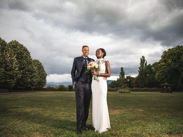 Le mariage de Eshan et Sara à Genève, Genève 34