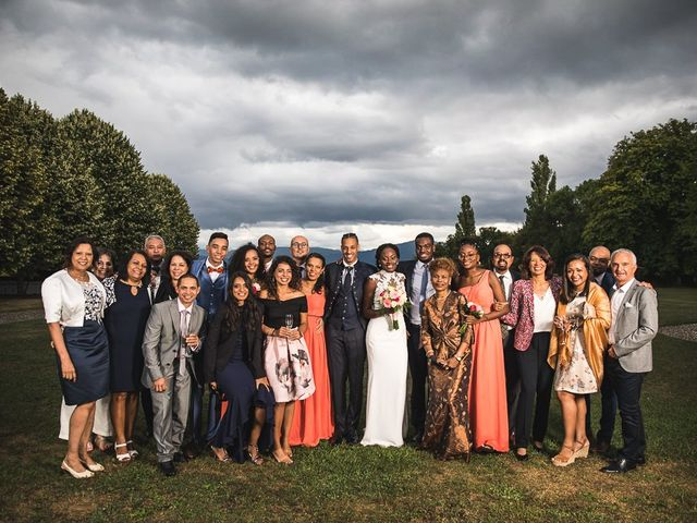 Le mariage de Eshan et Sara à Genève, Genève 35