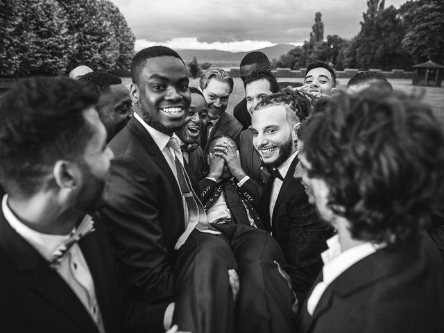 Le mariage de Eshan et Sara à Genève, Genève 37