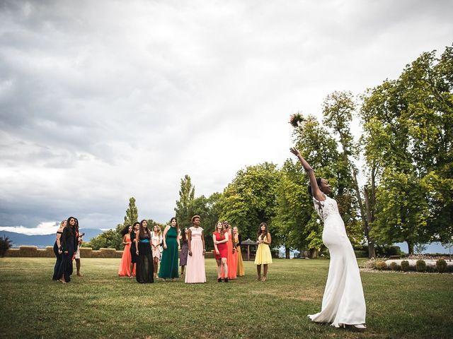 Le mariage de Eshan et Sara à Genève, Genève 39