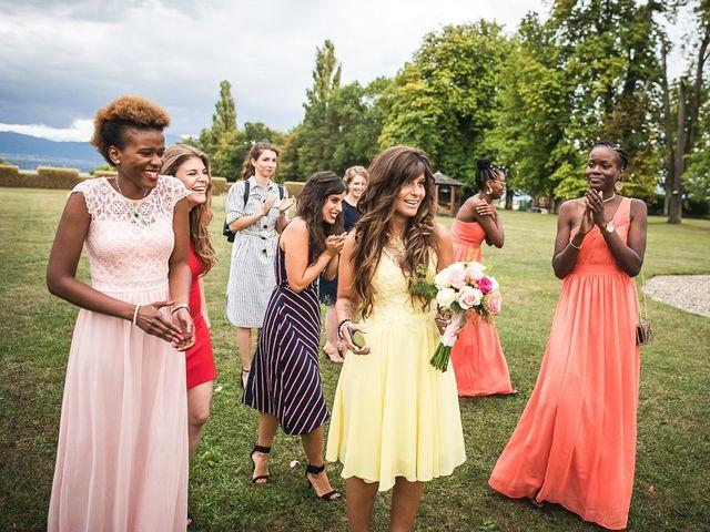 Le mariage de Eshan et Sara à Genève, Genève 40