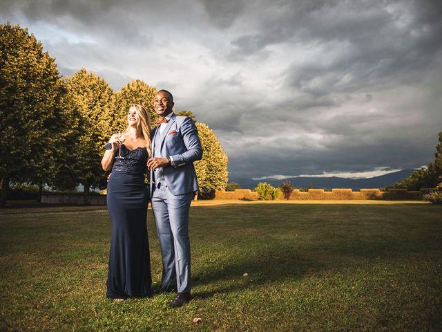 Le mariage de Eshan et Sara à Genève, Genève 42