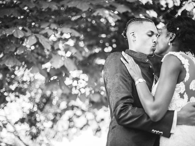 Le mariage de Eshan et Sara à Genève, Genève 45