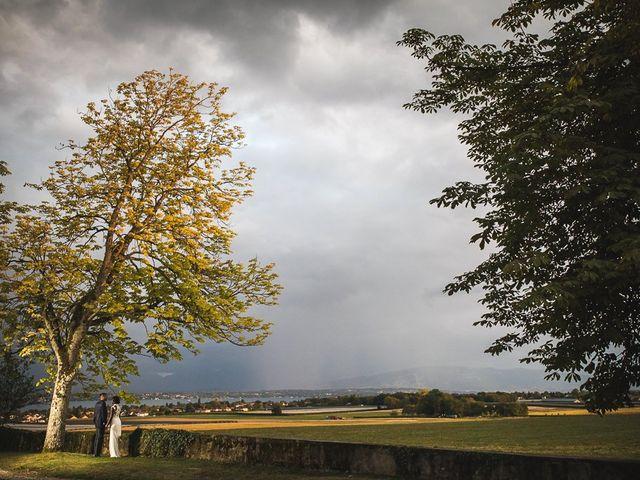 Le mariage de Eshan et Sara à Genève, Genève 1