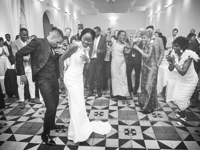 Le mariage de Eshan et Sara à Genève, Genève 55