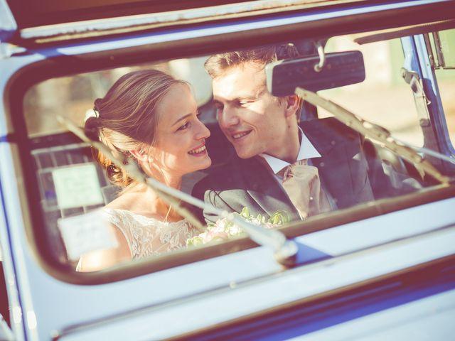 Le mariage de Pierre et Anne à Sancerre, Cher 1