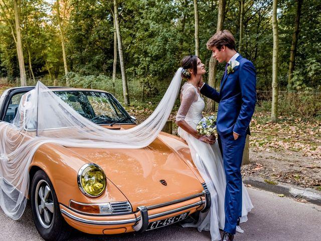 Le mariage de Clementine et Francois Michel