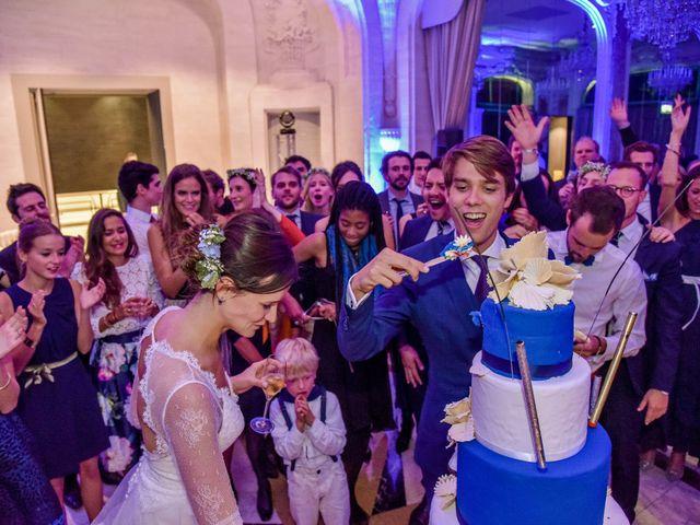 Le mariage de Francois Michel et Clementine à Paris, Paris 17