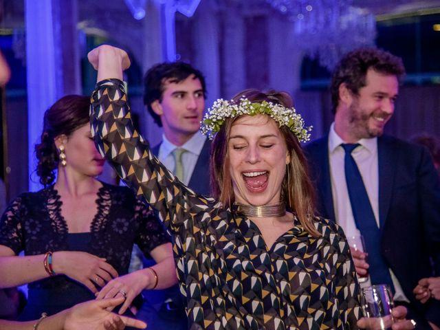 Le mariage de Francois Michel et Clementine à Paris, Paris 21