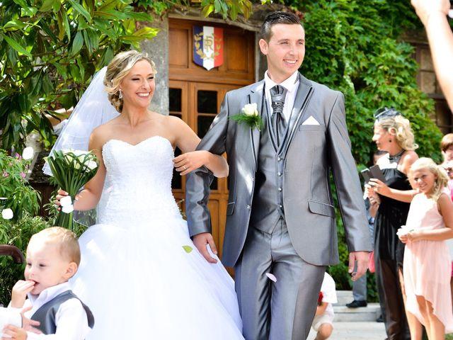 Le mariage de Baptiste et Emilie à Cramoisy, Oise 8