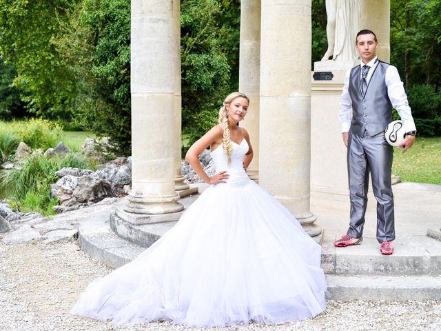 Le mariage de Baptiste et Emilie à Cramoisy, Oise 18