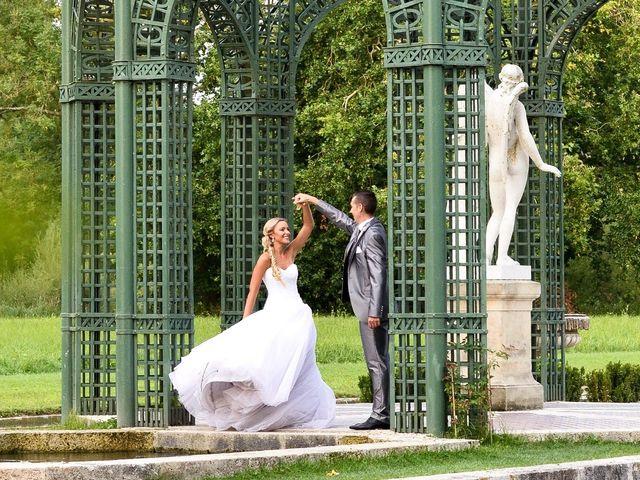 Le mariage de Baptiste et Emilie à Cramoisy, Oise 19