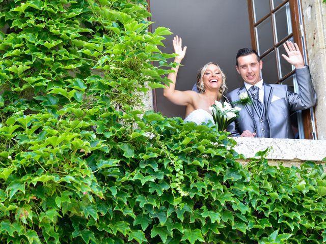 Le mariage de Baptiste et Emilie à Cramoisy, Oise 9