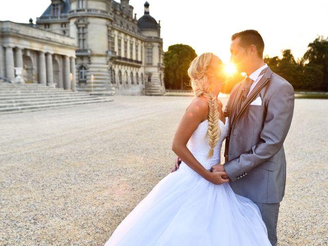 Le mariage de Baptiste et Emilie à Cramoisy, Oise 1