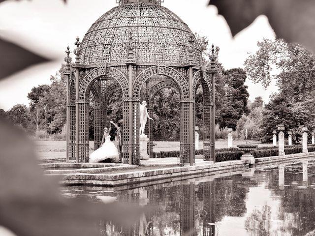 Le mariage de Baptiste et Emilie à Cramoisy, Oise 21