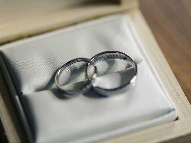 Le mariage de Éric et Livia à Saint-Germain-de-la-Grange, Yvelines 14