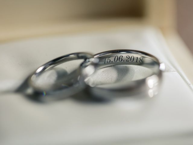 Le mariage de Éric et Livia à Saint-Germain-de-la-Grange, Yvelines 16