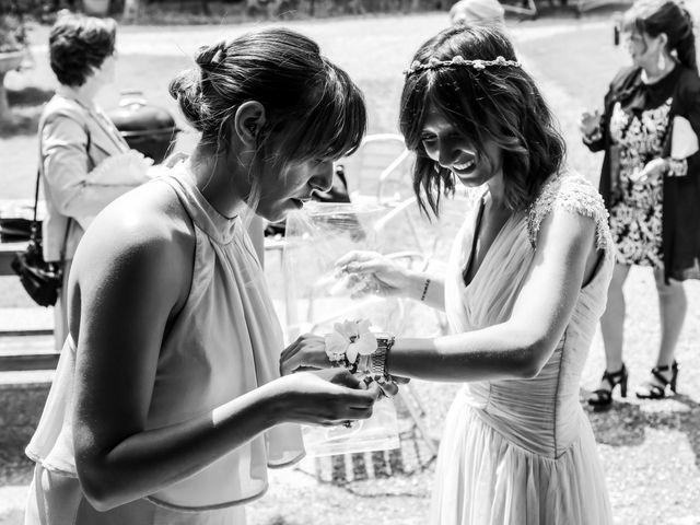 Le mariage de Éric et Livia à Saint-Germain-de-la-Grange, Yvelines 26