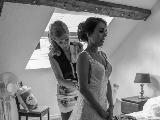 Le mariage de Éric et Livia à Saint-Germain-de-la-Grange, Yvelines 27