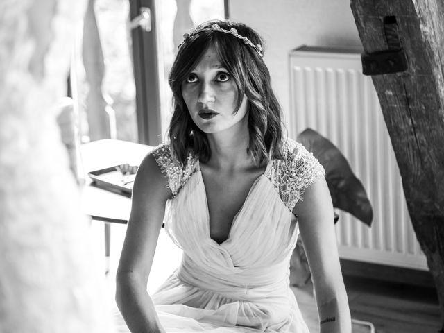 Le mariage de Éric et Livia à Saint-Germain-de-la-Grange, Yvelines 35