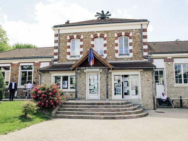 Le mariage de Éric et Livia à Saint-Germain-de-la-Grange, Yvelines 38