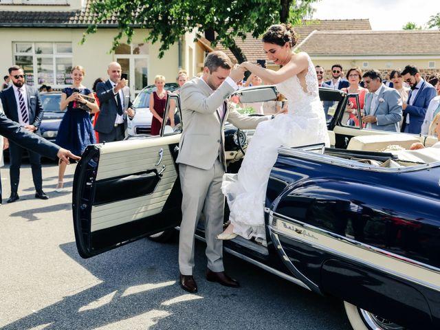 Le mariage de Éric et Livia à Saint-Germain-de-la-Grange, Yvelines 47