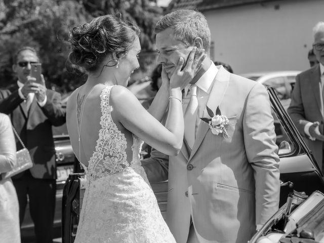Le mariage de Éric et Livia à Saint-Germain-de-la-Grange, Yvelines 48